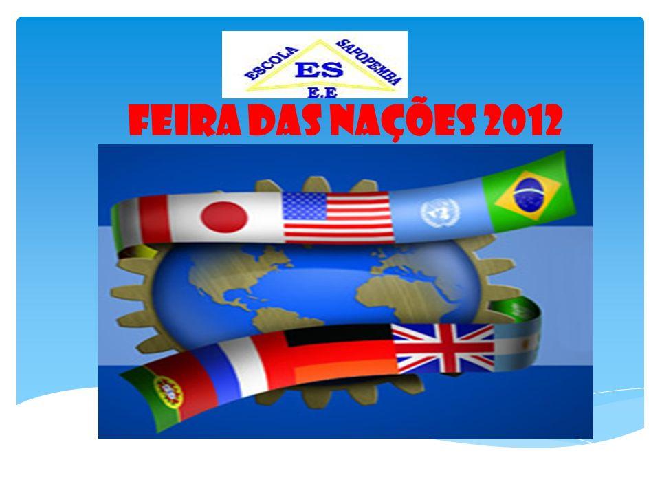 FEIRA DAS NAÇÕES 2012