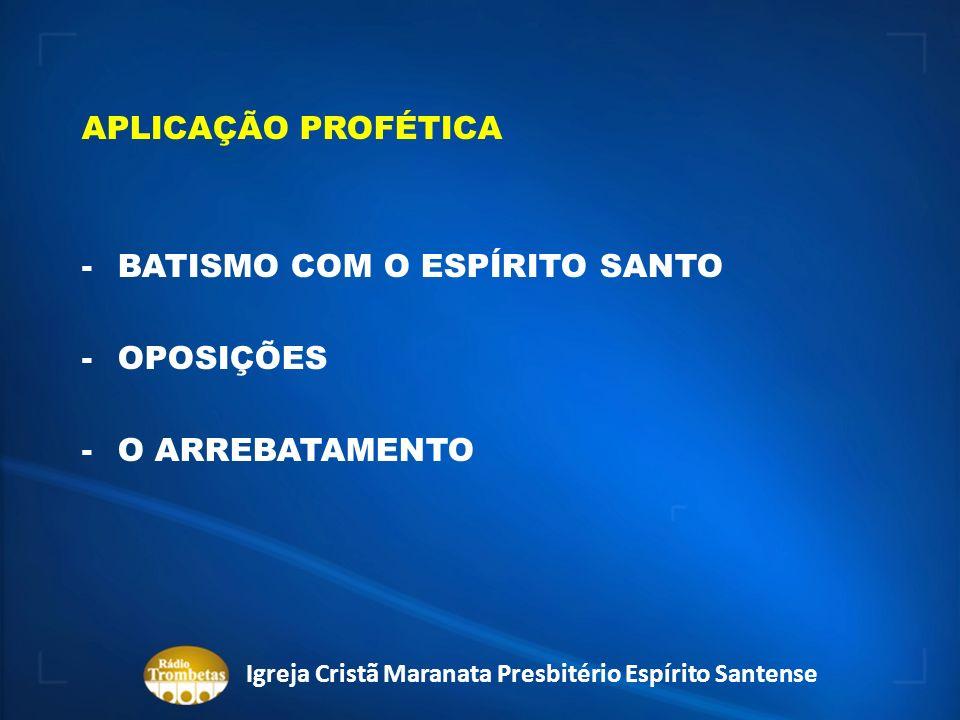 SUGESTÃO DE MENSAGEM PARA OS JOVENS COMO RESTAURAR O ALTAR (I REIS 18:30-34) -COLOCAR AS 12 PEDRAS - DOUTRINA -A LENHA - NOSSA VIDA NO ALTAR -MADEIRA ENCHARCADA - RAZÃO - O FOGO - AÇÃO DO ESPÍRITO Igreja Cristã Maranata Presbitério Espírito Santense