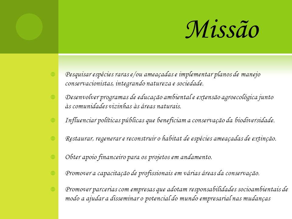 Conquistas Hoje, o IPÊ é considerado uma das maiores ONGs ambientais do Brasil.