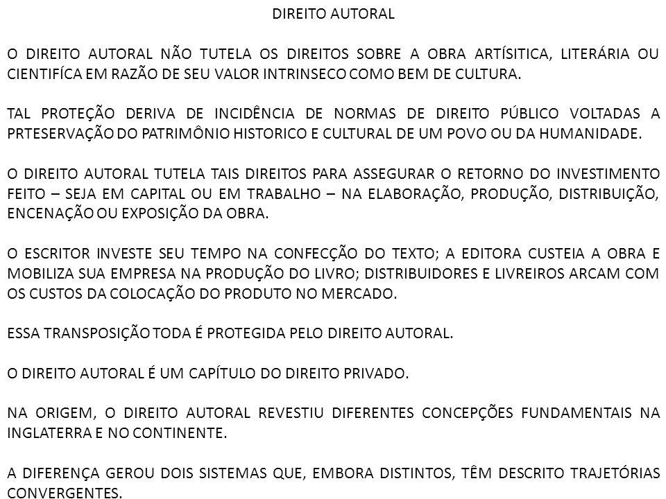 COPYRIGHT O COPYRIGHT SURGIU COMO MONOPÓLIO REAL CONCEDIDO AOS EDITORES E LIVREIROS INGLESES.