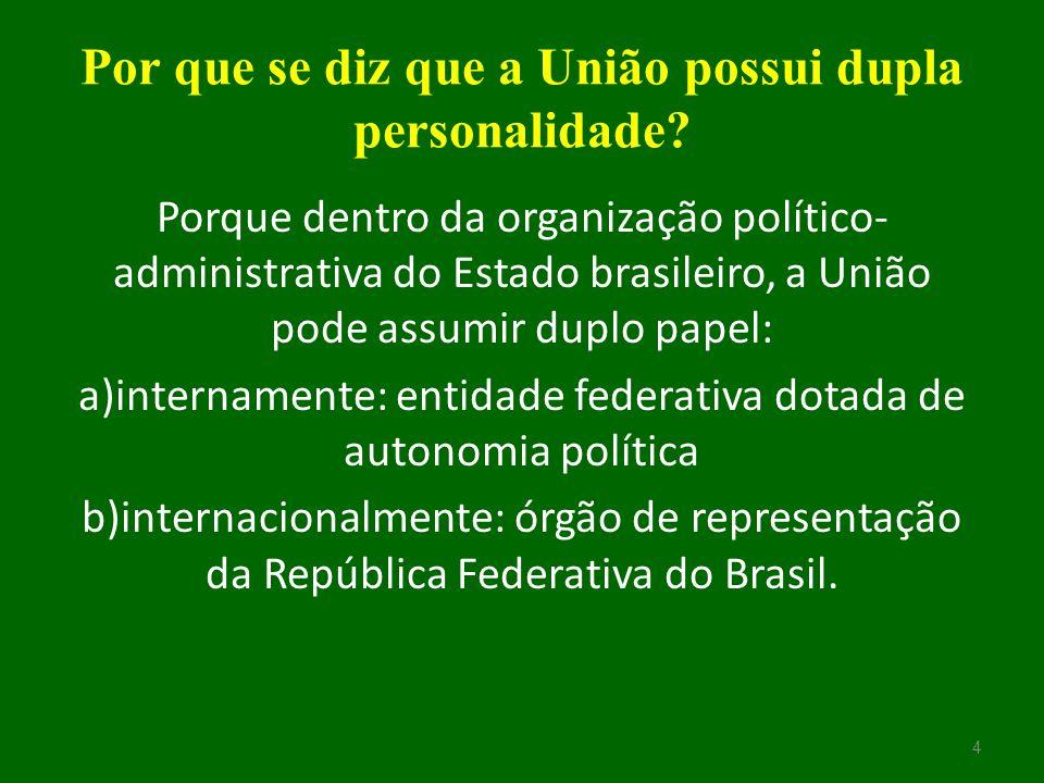 Estados-Membros Os Estados-Membros são as organizações jurídicas das coletividades regionais para o exercício, em caráter autônomo, da parcela de soberania que lhes é deferida pela Constituição Federal.