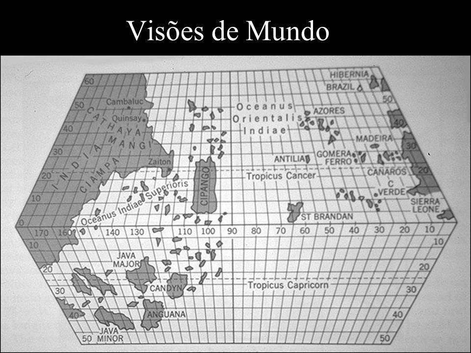 Ingleses e franceses Encorajados pelas conquistas dos portugueses e dos espanhóis, lançaram-se ao mar.