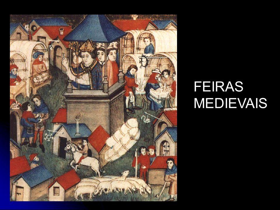 FEIRAS MEDIEVAIS