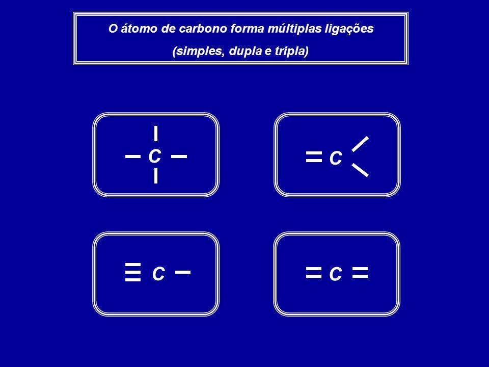 01) Na estrutura As ligações representadas pelos algarismos são, respectivamente: a) dupla, simples, dupla.