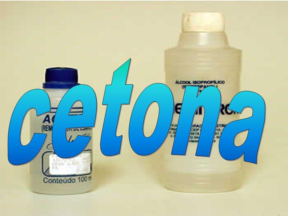 Representação: Propanona (ou acetona) Difenicetona (benzofenona) Butanodiona (diacetilo)Flavor Das Margarinas