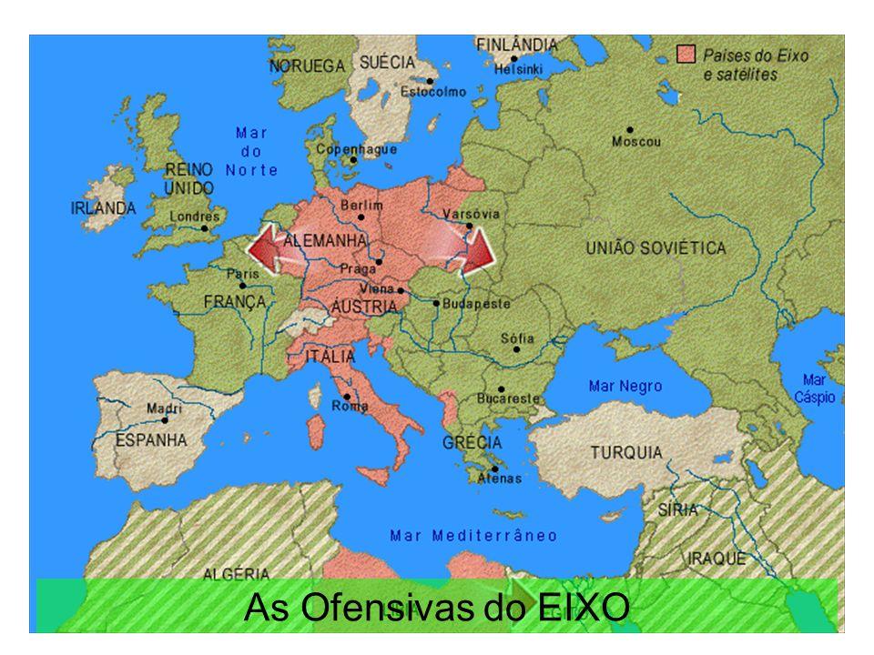 Rússia mantém relações com a Inglaterra e a França Rússia assina pacto de não agressão com a Alemanha e estabelece a partilha da Polônia e coloca os Estados Bálticos( Estônia, Lituânia e Letônia) sob domínio soviético.