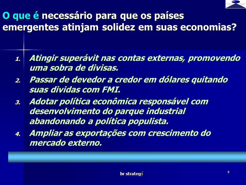 br strateg i 20 Qual é a estratégia de crescimento do setor bancário no Brasil.