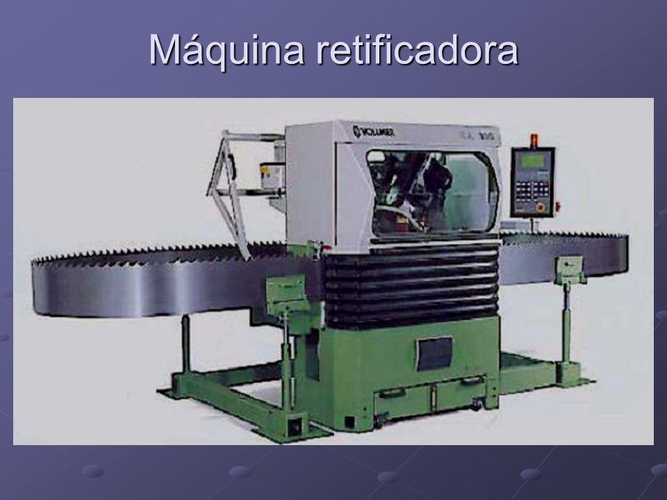 Máquina retificadora