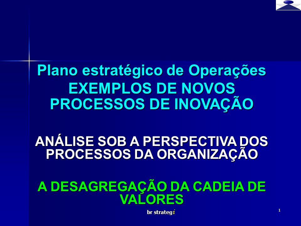 br strateg i 12 Exemplos de novos processos de inovação Expansão de linhas Analisar as embalagens : Rexona Crystal Glória Coelho e Reinaldo Lourenço são as últimas novidades da Unilever.
