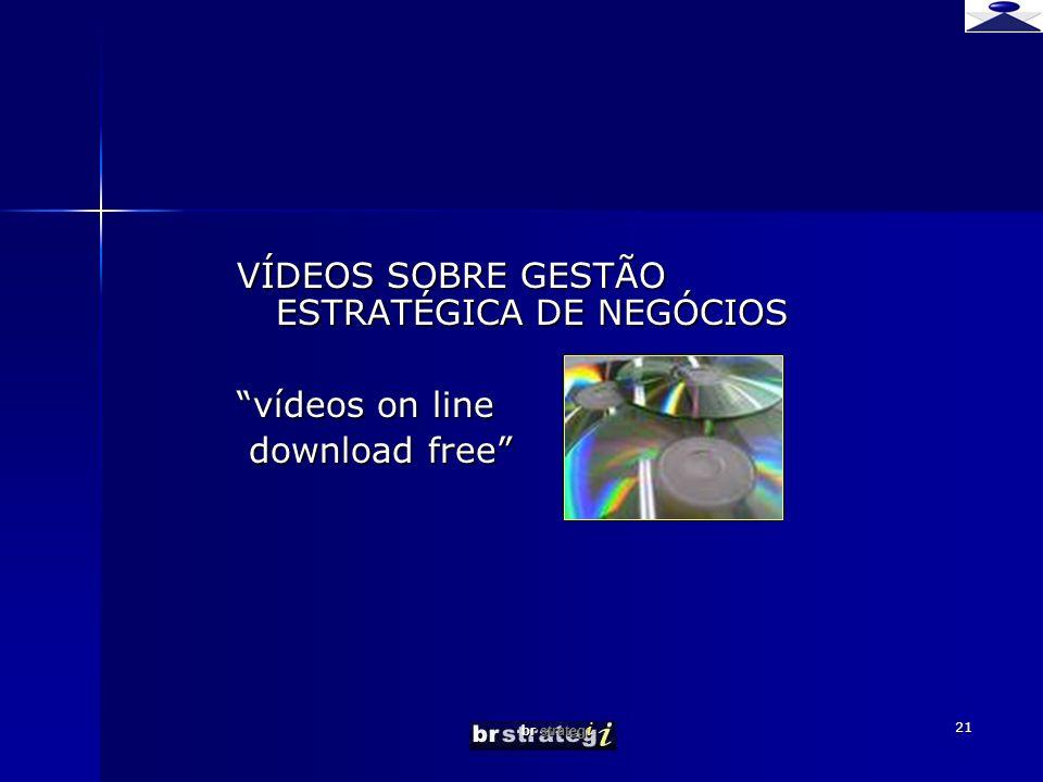 br strateg i 21 VÍDEOS SOBRE GESTÃO ESTRATÉGICA DE NEGÓCIOS vídeos on line download free download free