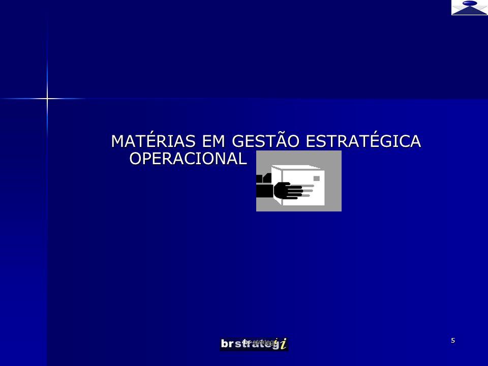 br strateg i 6 MATÉRIAS EM GESTÃO ESTRATÉGICA DE PESSOAS