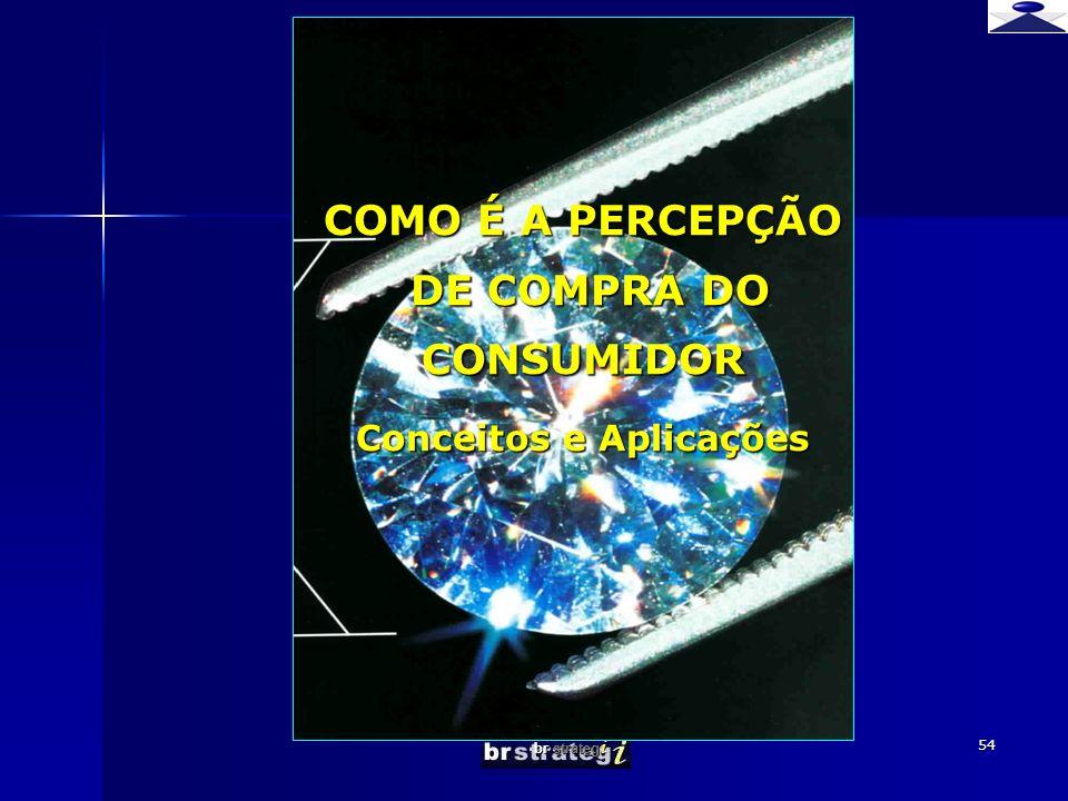 br strateg i 54 COMO É A PERCEPÇÃO DE COMPRA DO CONSUMIDOR Conceitos e Aplicações