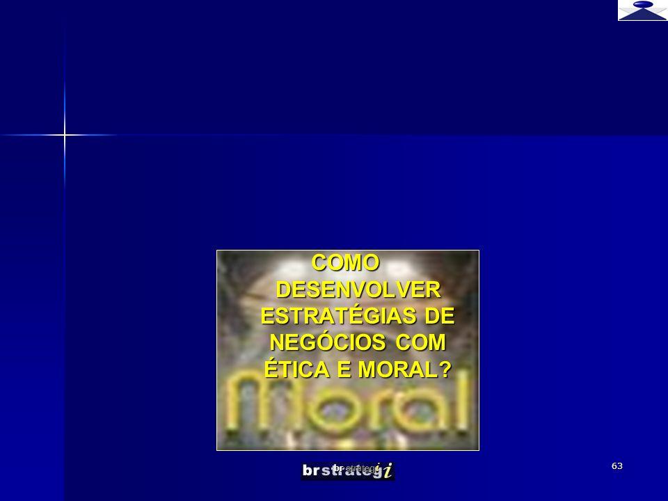 br strateg i 63 COMO DESENVOLVER ESTRATÉGIAS DE NEGÓCIOS COM ÉTICA E MORAL?