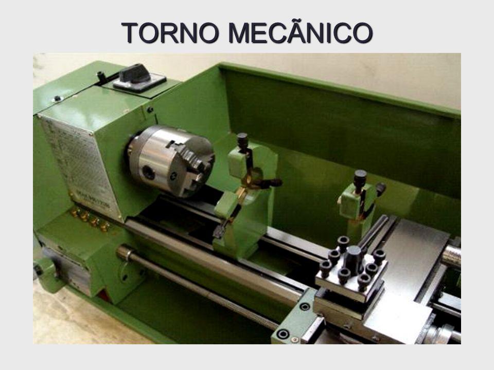 TORNO MECÃNICO