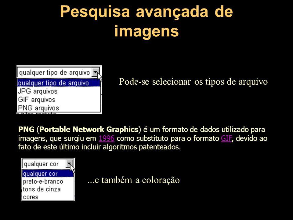 Dicas sobre obtenção de imagens As imagens exibidas são reduzidas.