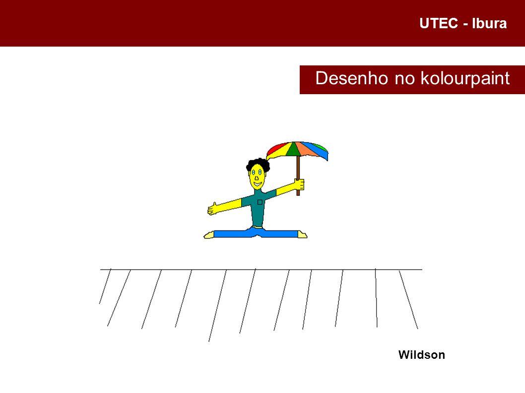 UTEC - Ibura Wildson Desenho no kolourpaint