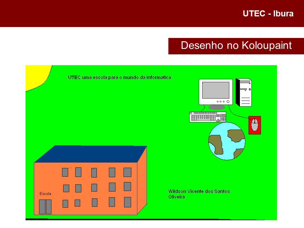 UTEC - Ibura Desenho no Koloupaint
