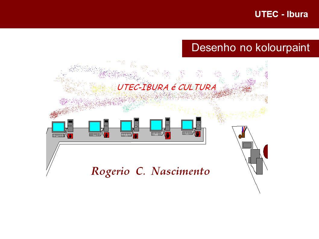 UTEC - Ibura Considerações Finais Recebemos um grupo bastante heterogêneo, alunos que já haviam frequentado algum curso de informática e outros que não tinham tido contato com o computador.
