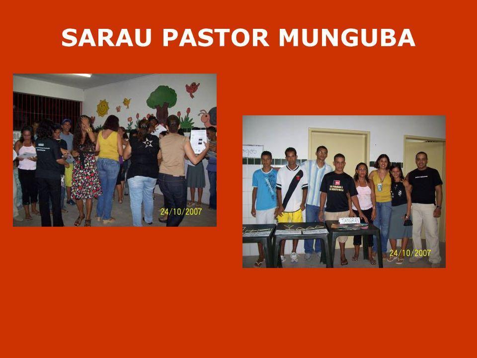 SARAU PASTOR MUNGUBA
