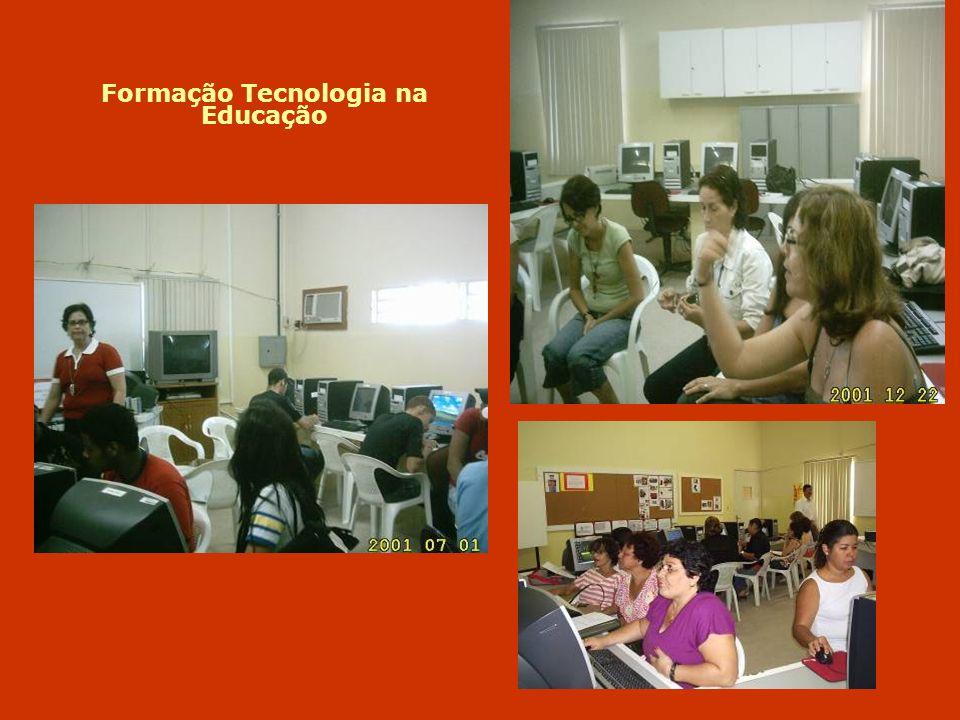 Formação Tecnologia na Educação