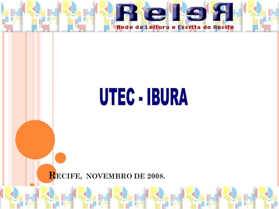 R ECIFE, NOVEMBRO DE 2008.