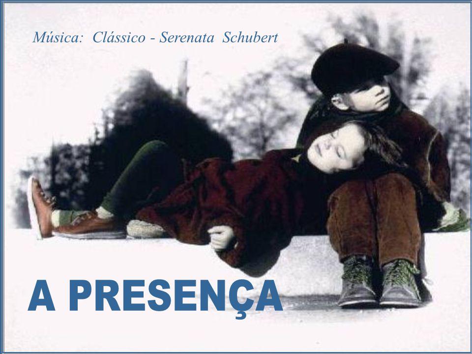 Música: Clássico - Serenata Schubert