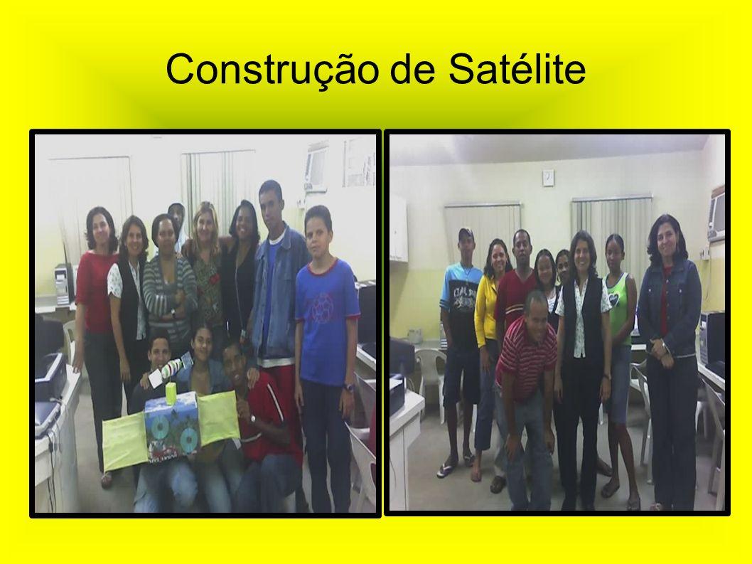 Construção de Satélite