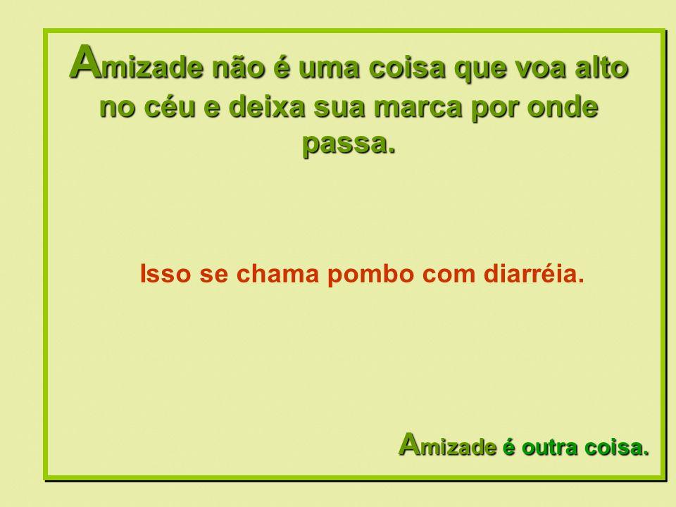 Formatação by: Ana Arkia A mizade não é uma coisa que chega de repente e o transforma em refém.