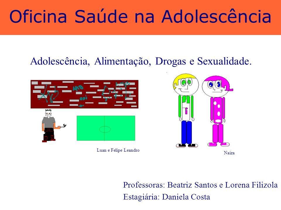 Objetivos Objetivo específico: promover a interação com os temas relacionados à adolescência a partir de textos, desenhos, pesquisas e dramatizações.