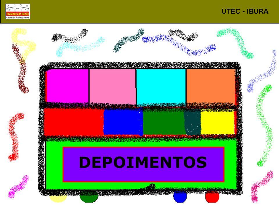 UTEC - IBURA DEPOIMENTOS