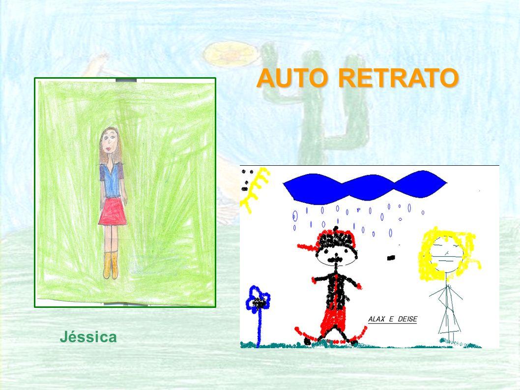 Jéssica AUTO RETRATO