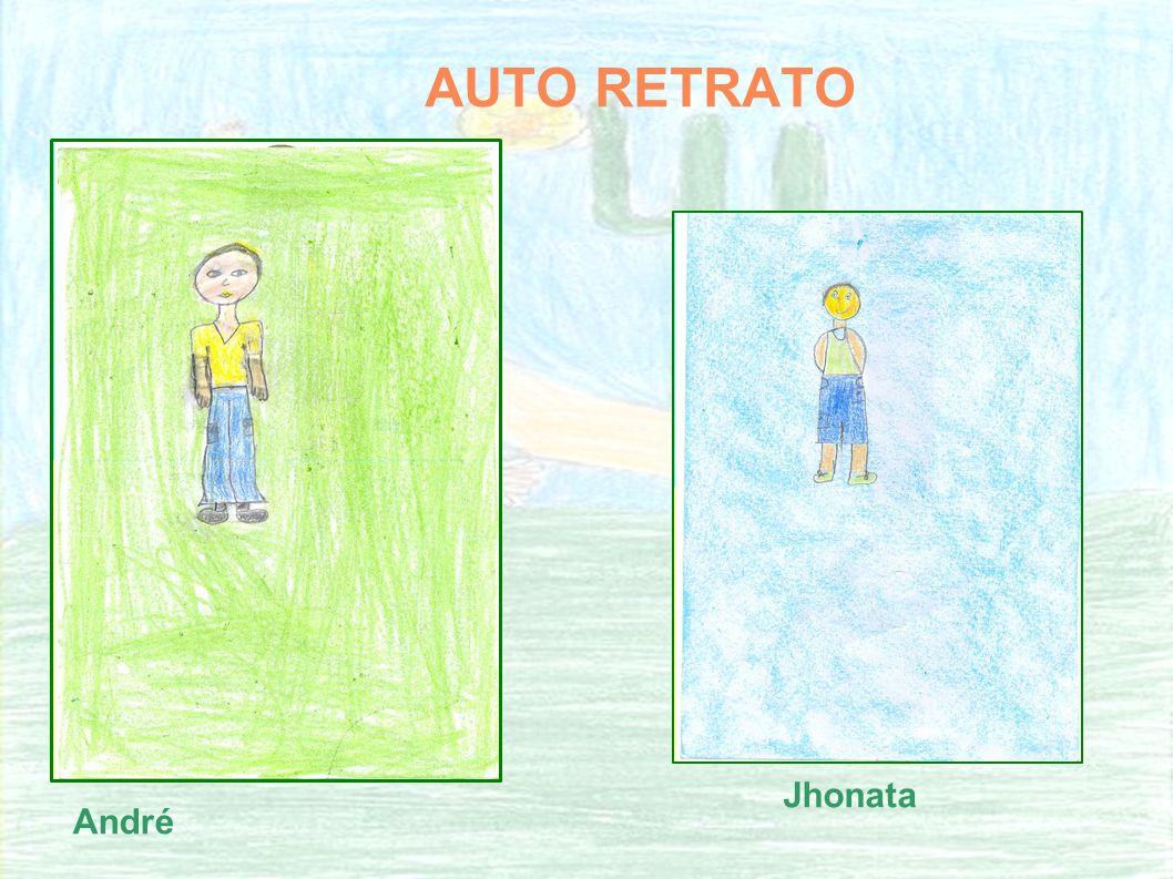 AUTO RETRATO Jhonata André