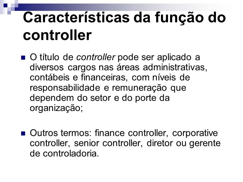 Papel da Controladoria no Processo de Gestão Empresarial Assessorar as diversas gestões da empresa, fornecendo mensurações das alternativas econômicas