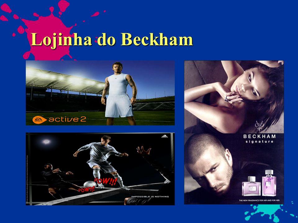 Lojinha do Beckham