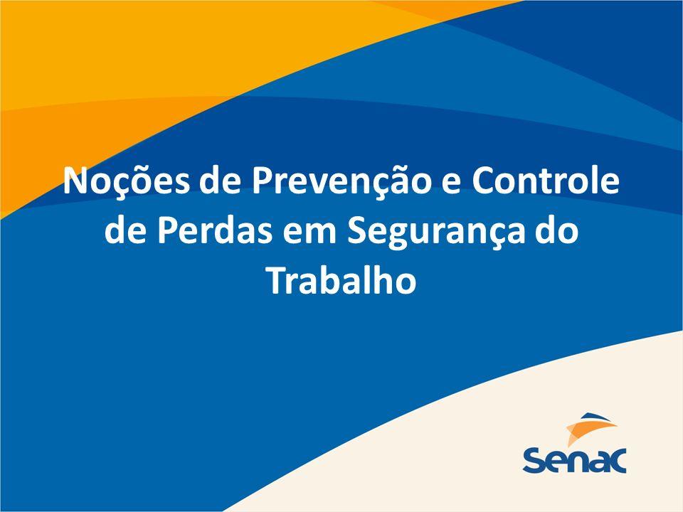 Prevenção e Controle de Perdas Nos dias de hoje, é muito comum a troca das expressões ato inseguro e condição insegura por atos abaixo do padrão econdições abaixo do padrão, respectivamente.