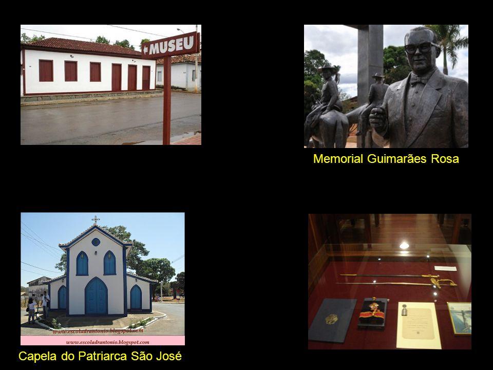 Capela do Patriarca São José Memorial Guimarães Rosa