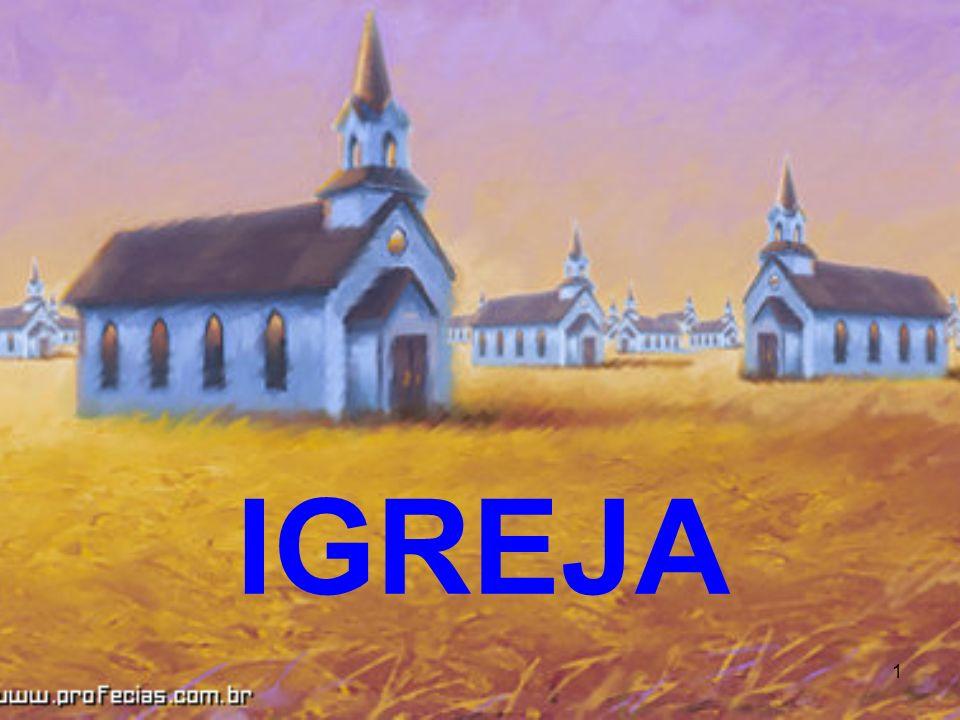12 IGREJA DEVE SER: LUGAR DE ACONCHEGO E REFÚGIO