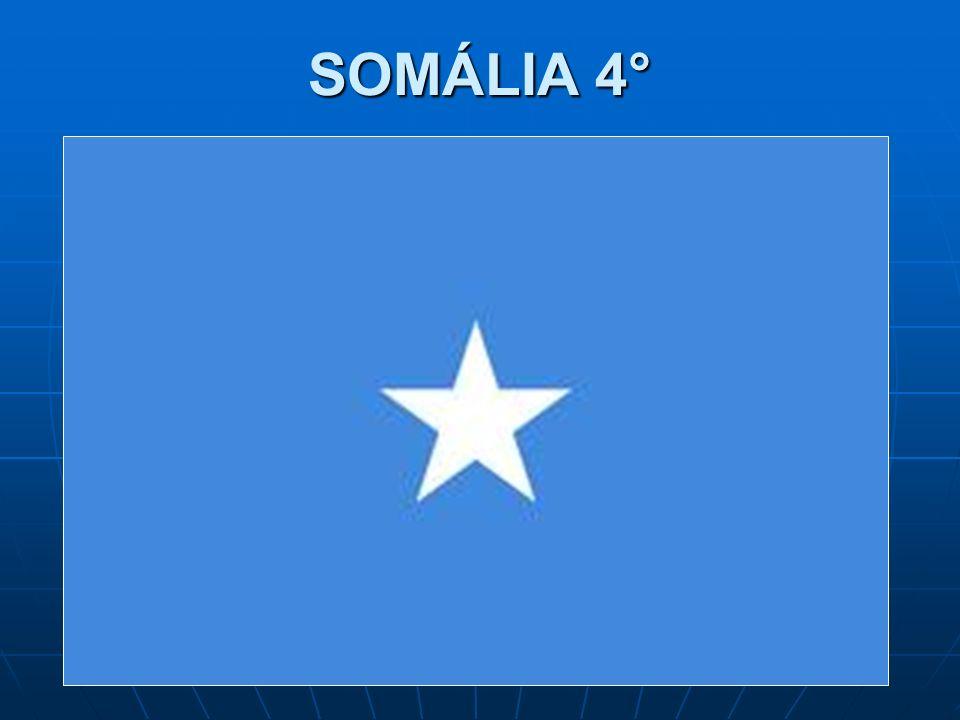 SOMÁLIA 4°