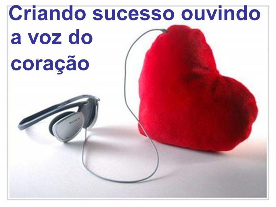 www.andrenantesborges.adm.br Criando sucesso ouvindo a voz do coração