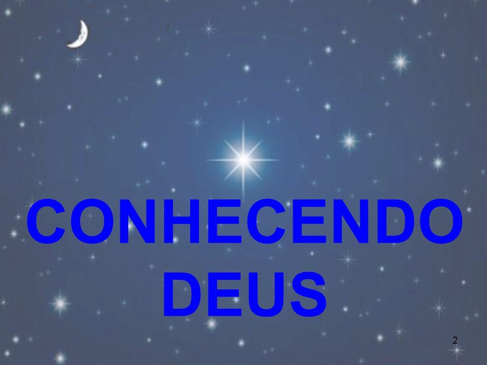 2 CONHECENDO DEUS