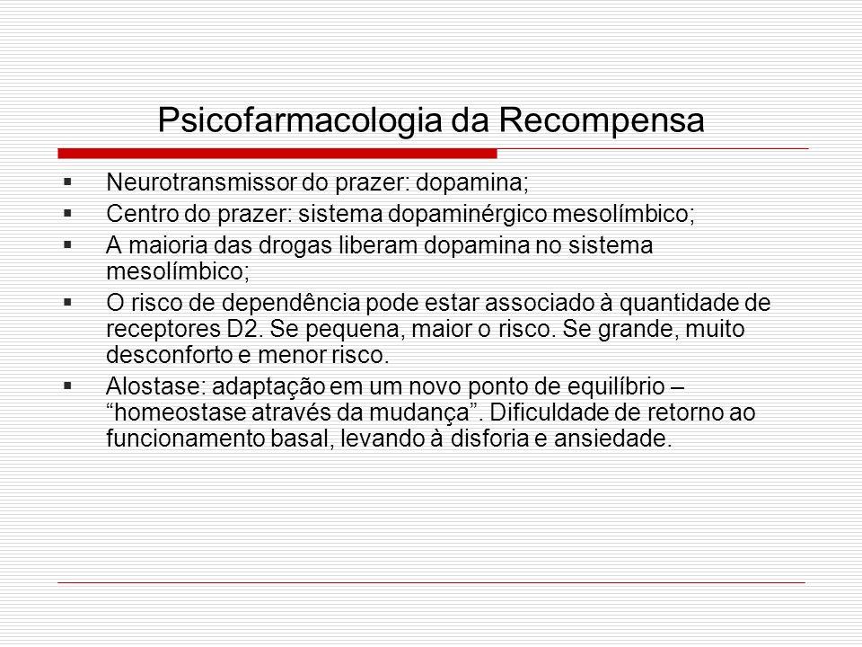 CRITÉRIOS DA CID 10 PARA A DEPENDÊNCIA DE SUBSTÂNCIAS O DIAGNÓSTICO DE DEPENDÊNCIA DEVE SER FEITO SE TRÊS OU MAIS DOS SEGUINTES CRITÉRIOS forem MANIFESTADOS DURANTE O ANO ANTERIOR: UM DESEJO FORTE OU SENSO DE COMPULSÃO DIFICULDADES EM CONTROLAR O COMPORTAMENTO DE CONSUMIR ESTADO DE ABSTINÊNCIA FISIOLÓGICA EVIDÊNCIAS DE TOLERÂNCIA ABANDONO PROGRESSIVO DE PRAZERES OU INTERESSES ALTERNATIVOS PERSISTÊNCIA NO USO DA SPA, A DESPEITO DE EVIDÊNCIA CLARA DE CONSEQUÊNCIAS NOCIVAS