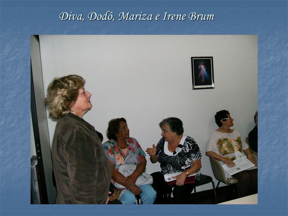 Diva, Dodô, Mariza e Irene Brum