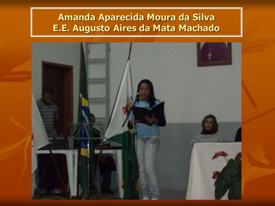 Otávio de Moura Ávila E.E. Augusto Aires da Mata Machado