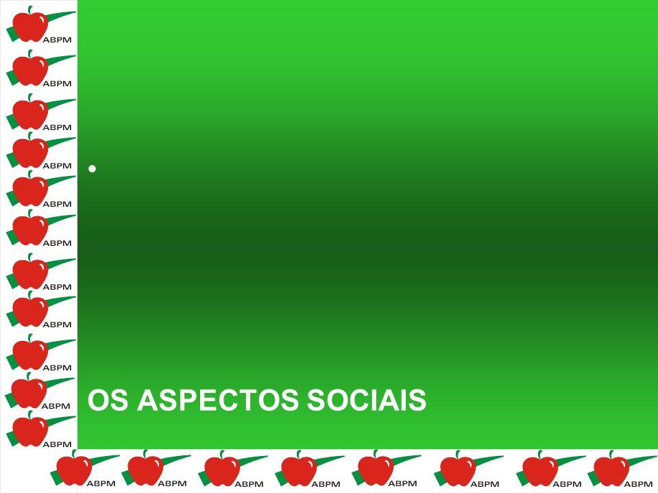 OS ASPECTOS SOCIAIS