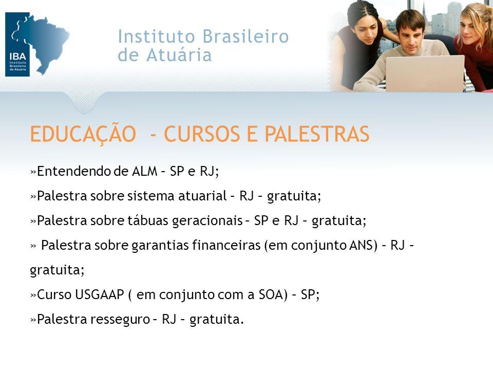 EDUCAÇÃO - PROVA DO IBA »Realização do Exame de seleção do IBA para os ingressos em 2007, realizado pela FUNENSEG.