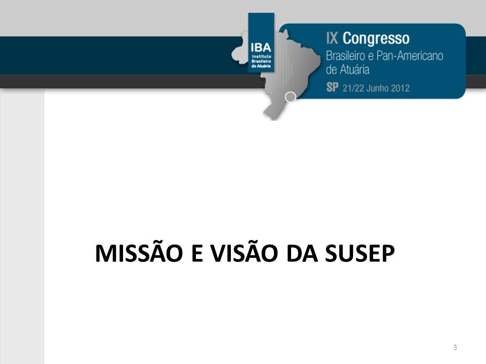 MISSÃO E VISÃO DA SUSEP 3