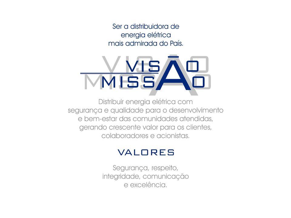 www.elektro.com.br Elektro População atendida de 5,7 milhões; 228 municípios atendidos (nos estados de São Paulo e Mato Grosso do Sul); 3.525 Funcionários.