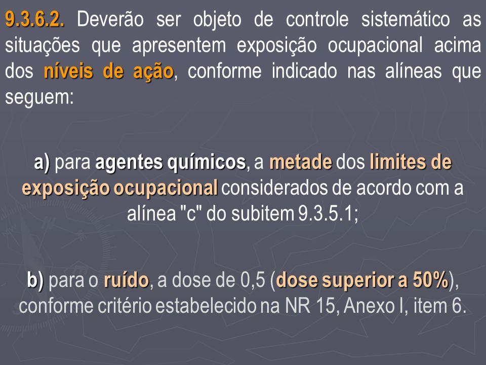 9.3.6.2.níveis de ação 9.3.6.2.