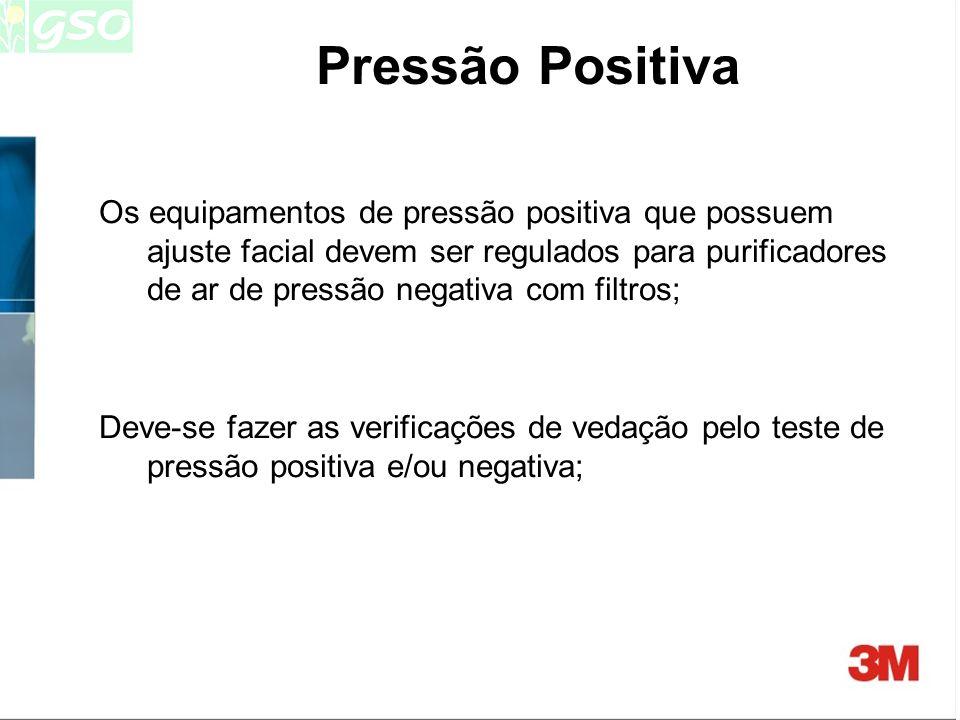 Ensaio de Vedação Qualitativo Kit 3M FT-10 Kit 3M FT-30