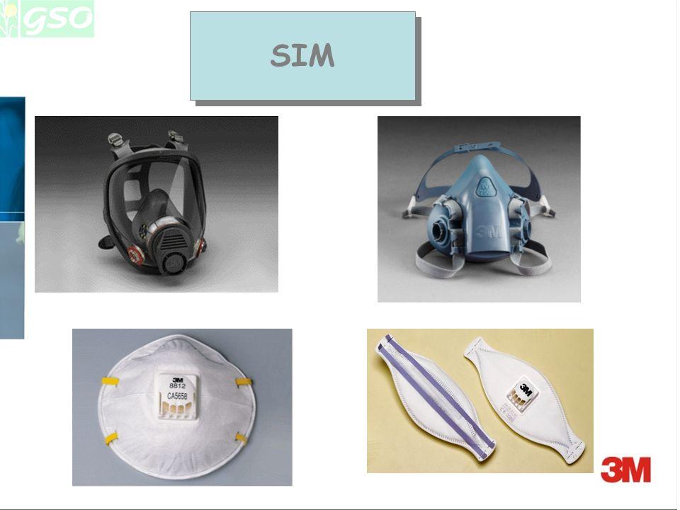 Tipos de Respiradores X Ensaio de Vedação